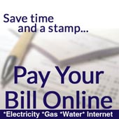 Paybill Electricity Gas Water