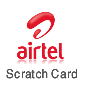 Airtel Recharge Card