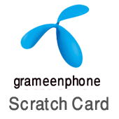 Grameen Phone Recharge Card